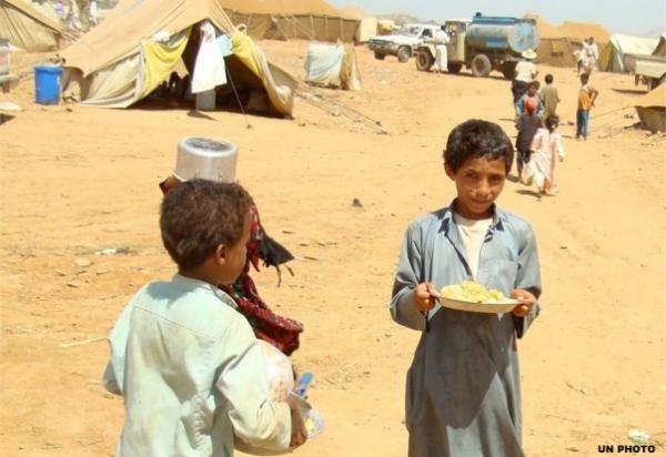 اليوم العالمي للطفل:انتهاكات حقوق الطفل بسوريا واليمن وشرق نيجيريا وجنوب السودان وبجميع أنحاء العالم