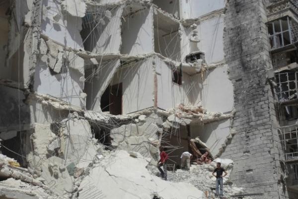 الهجمات على المرافق الطبية في سوريا قد ترقى إلى جرائم حرب وجرائم ضد الإنسانية