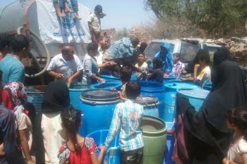 عواقب تزايد الأزمة الإنسانية في اليمن