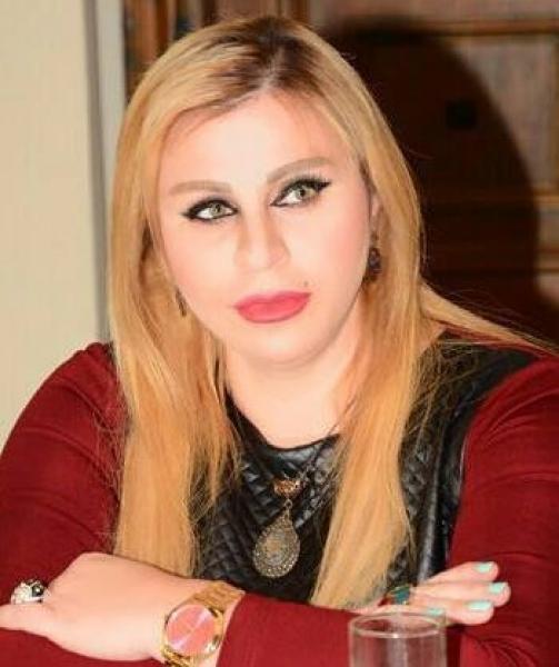 """التحالف الدولي يمنح الناشطة """"أبراهيم"""" العضوية ويعينها منسق العلاقات بلبنان"""