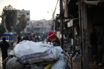 """""""زيد:تجاهل وحشي لحياة المدنيين من قبل أطراف النزاع بسوريا و""""عدل""""يطالب بأيقافها فورا"""