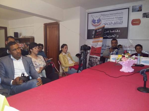 فعالية التحالف والرابطة باليوم العالمي للصحافة