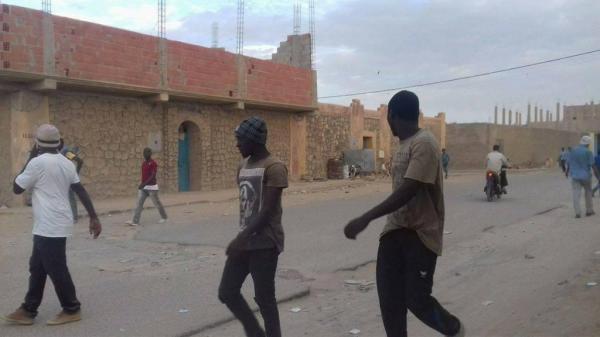 السلطات الجزائرية : تشدد الخناق على أرباب العمل الذين يستغلون المهاجرين الأفارقة