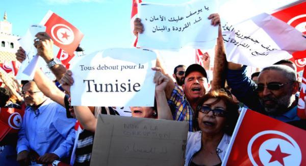 الشكوك تحيط بالحرب التونسية على الفساد