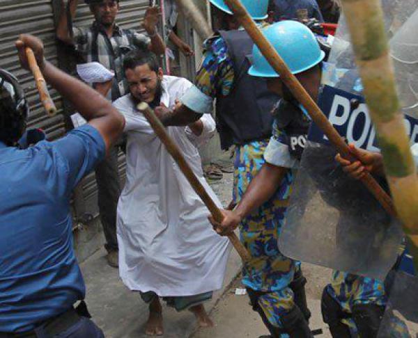 قلق دولي من تصاعد أعمال العنف ضد المسلمين في ميانمر