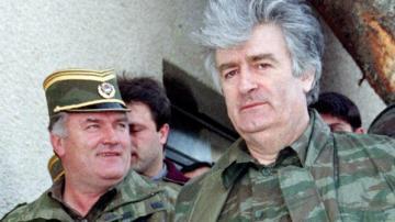 محكمة العدل الدولية تصدر حكمها على مجرم الحرب اليوغوسلافية السفاح رادوفان كرادجيتش
