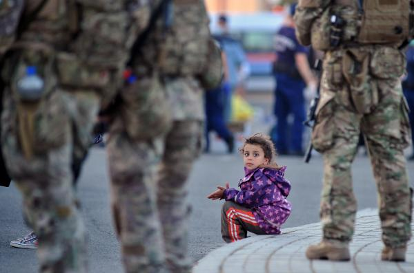 أرقام صادمة.. الحرب لا تترك مكاناً للأطفال