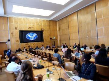 خلال الندوة التي عقدها  التحالف الدولي AIDL بقصر الأمم المتحدة : أتهامات لتركيا بأرتكاب جرائم ضد الأنسانية