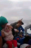 مسؤولة اللاجئين بالتحالف الدولي :تكشف أخطر موضوع من نوعه بتعرض أطفال ورضع برميهم بالبحر في قوارب الموت