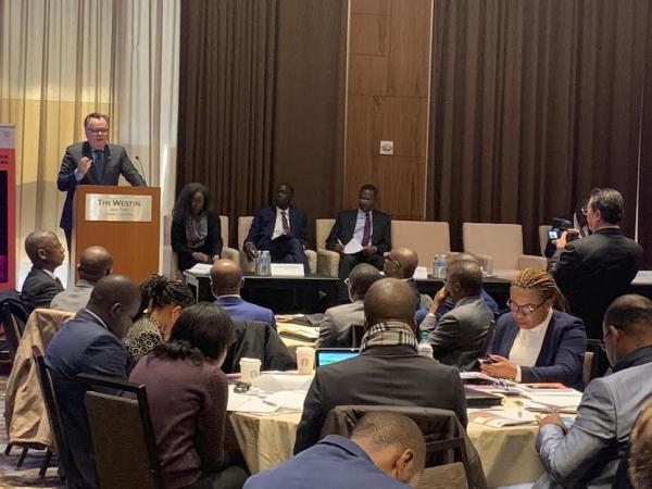 التحالف الدولي :يشارك بالأمم المتحدة بنيويورك النقاشات حول دليل السلام والأمن بمنطقة الساحل