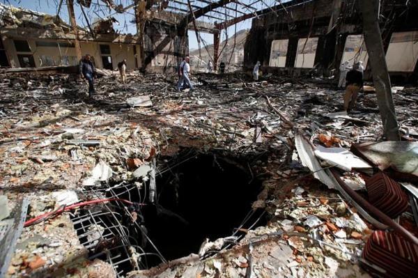 اليمن يعاني على يد السعودية والمملكة المتحدة تستفيد