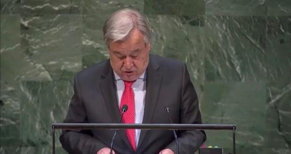 التحالف الدولي يشارك بالأجتماعات رفيعي المستوى المتعلقة بالمرأة بالأمم المتحدة بنيويورك