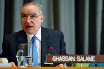 تصميم المبعوث الأممي الجديد غسان سلامة على إيجاد حل للأزمة الليبية