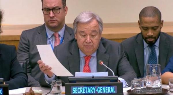 التحالف الدولي :يشارك بالجلسة الرفيع المستوى بالاتفاق العالمي من أجل الهجرة الآمنة