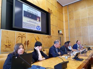 أهم التوصيات والمخرجات الهامة للندوة الدولية حول الأنتهاكات بتركيا المنعقدة بقصرالأمم المتحدة بجنيف
