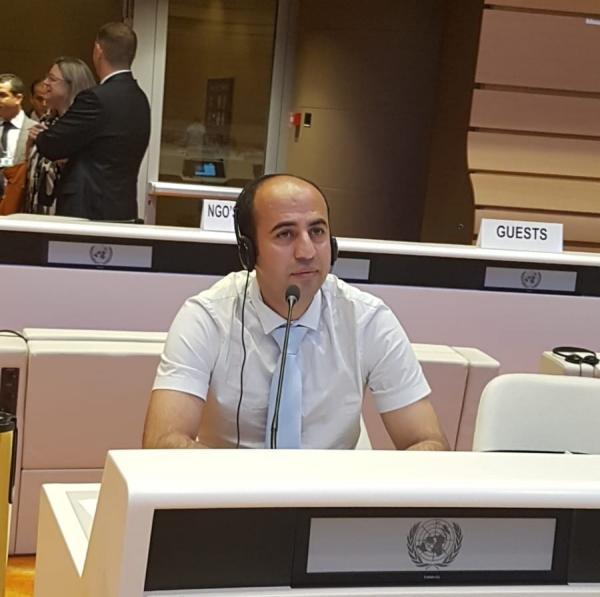التحالف الدولي : يشارك بالدورة ال39 بقصر الأمم المتحدة بجنيف