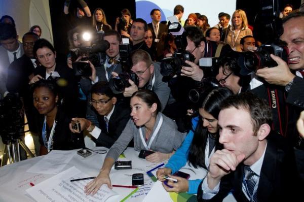 الأمم المتحدة تحتفل بمساهمة الشباب في منع نشوب الصراعات