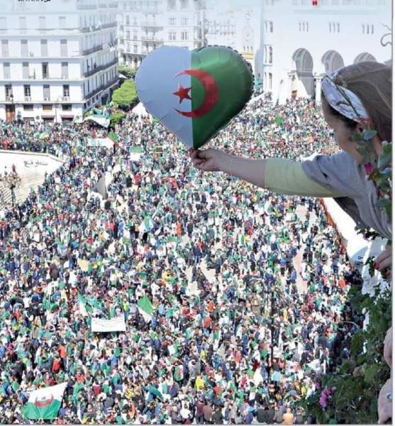 التحالف الدولي AIDL :يشيد بالحراك السلمي للشعب الجزائري ويصفه بالنموذج الفريد ويؤكد وقوفه الكامل مع مطالبة