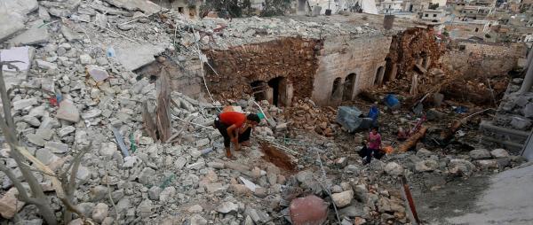 النزاعات المسلحة والحروب ومخاطر تعرض المدنيين لأنتهاكات وجرائم