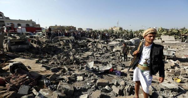 كتاب ومحليين اليمن ينزلاق لأتون حرب أهلية