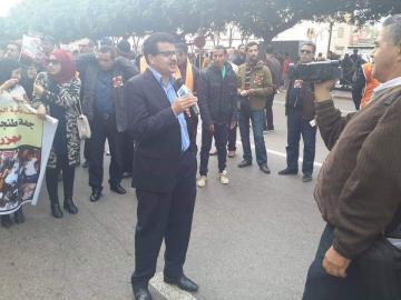 جمعيات حقوقية مغربية تنتقد الحرمان من الوصل..والتحالف الدولي يندد ويصفة بأنتهاك صارخ للحق بالتنظيم