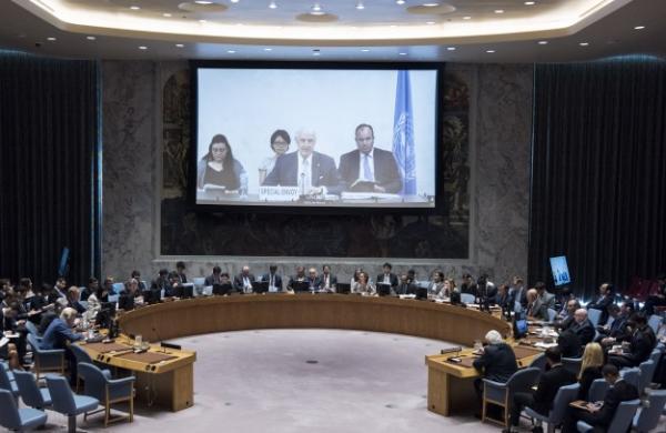 مناشدة لمجلس الأمن للتغلب على الخلافات من أجل إنهاء الصراع السوري