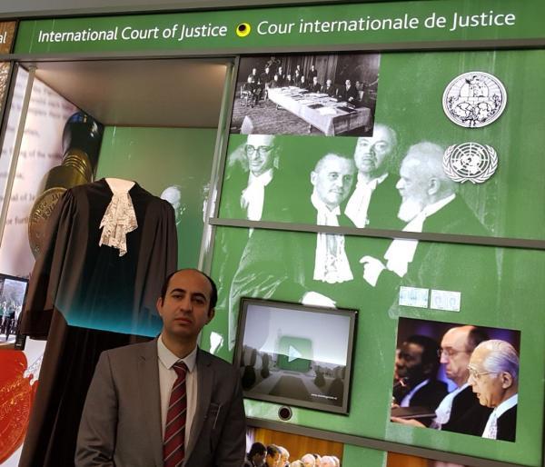 """رئيس التحالف :يشارك بندوة بـ""""لاهاي""""ويعلن من محكمة العدل الدولية متابعات قضائية لمرتكبي جرائم الحرب باليمن"""