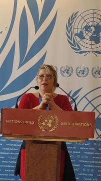 """بوغديري مسؤولا"""" لـ""""منتدى التحالف الدولي""""والمكلف بشؤون المرأة والطفل بالمكتب الرئيسي بباريس"""