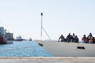 عملية السلام في الشرق الأوسط تتصدر إحاطة موغيريني أمام مجلس الأمن الدولي