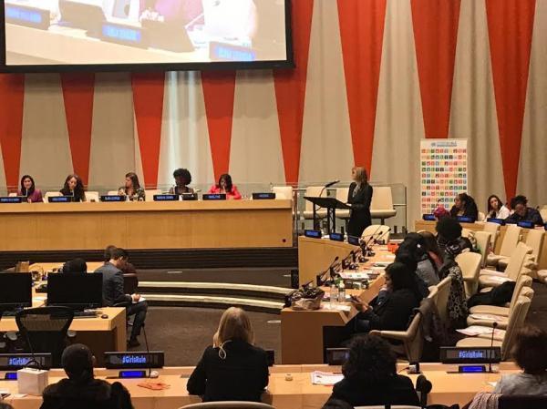التحالف الدولي يشارك الأمم المتحدة بنيويورك الحدث الرفيع كيف غيرت النساء والفتيات العالم
