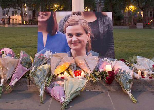 عام حزين بفقدان النائبة البريطانية