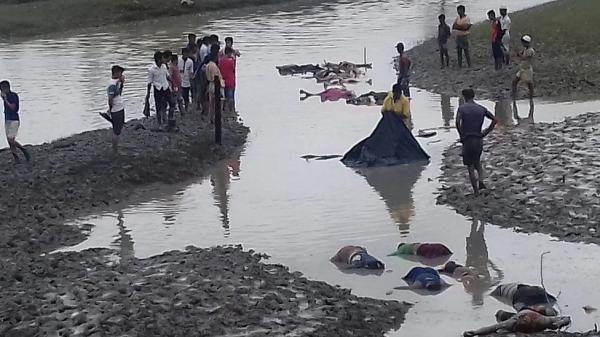 التحالف الدولي :يتهم ميانمار بارتكاب جرائم ابادة بحق المسلمين الروهينجا ويطالب بلجنة تحقيق