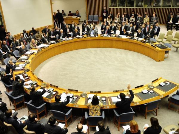 مجلس الأمن يدين الهجوم على سفينة إماراتية بباب المندب ويؤكد على ضرورة تهدئه الأوضاع وجهود السلام