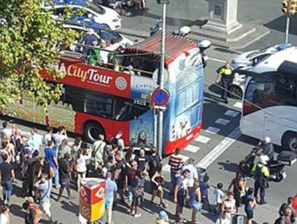 التحالف الدولي يدين بشدة الهجوم الإرهابي الجبان الذي تعرضت له برشلونة
