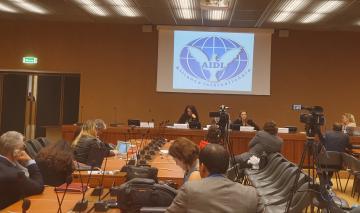 بالندوة التي عقدت بقصر الأمم المتحدة : أتهامات للنظام التركي بأرتكاب العديد من الأنتهاكات بحق المرأة وتورطة بدعم التنظيمات الأرهابية