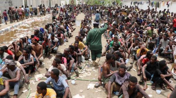رحلات هجرة من إثيوبيا تتحول لأيام تعذيب على يد المهربين في اليمن