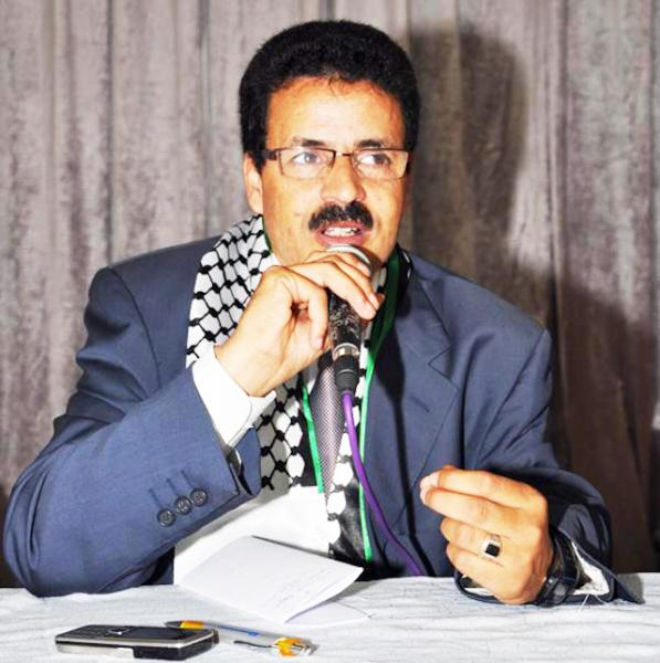 """الزهاري : الأحكام على """"نشطاء الحراك بالمغرب"""" هي رسالة من حماة """"الفساد"""" إلى كل من يفكر في الإحتجاج"""