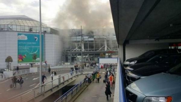 رئيس التحالف الدولي يدين بشدة الأعمال الإرهابية التي استهدفت بلجيكا ويصفها بالوحشية
