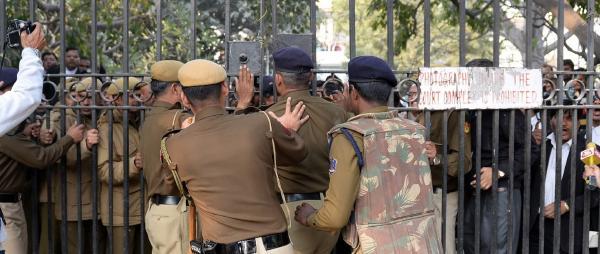 التحالف الدولي يطالب السلطات الهندية بوضع حد لقمع حرية التعبير