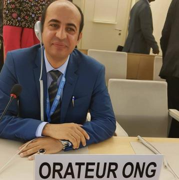 التحالف الدولي : يشارك بالدورة ال40 بقصر الأمم المتحدة بجنيف