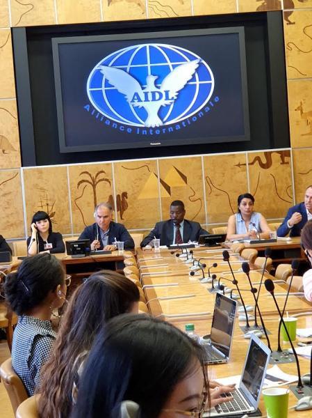 جرائم تركيا ضد الإنسانية والإنتهاكات المتعلقة بحقوق المرأة تبحث داخل الأمم المتحدة في جنيف