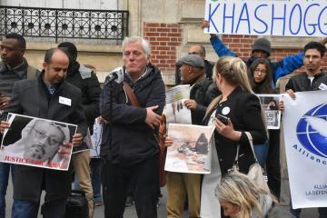 باليوم العالمي لإنهاء الإفلات من العقاب بالجرائم المرتكبة ضد الصحفيين التحالف الدولي يعلن المتابعة الدولية للمتورطين بقتل خاشقجي