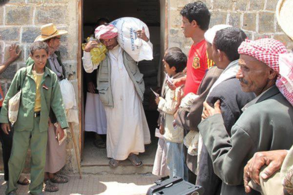 برنامج الأغذية العالمي يطالب الحوثيين باتخاذ إجراءات فورية بعد كشف عمليات احتيال للمساعدات الغذائية باليمن