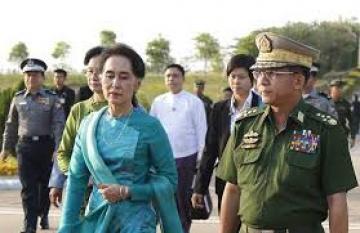 منظمات دولية تطالب بإخضاع بورما لعقوبات وحظر للأسلحة والتحالف الدولي يدرجها بقائمة مرتكبي جرائم الحرب والابادة