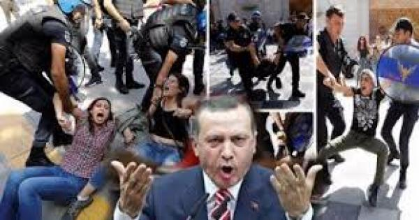 التحالف الدولي AIDL: يتهم السلطات التركية بأرتكب أنتهاكات تجاة اللأجئين ويطالب بتحقيق دولي وموقف جاد تجاهها