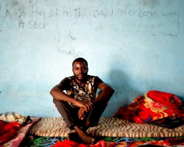 تقرير جديد يوثق صدمات ومعاناة المهاجرين الأفارقة