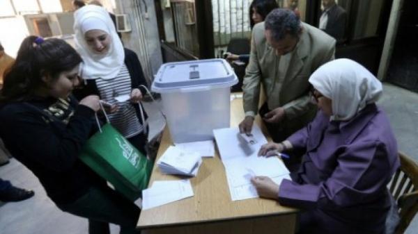 """باريس تندد ب""""مهزلة الانتخابات التشريعية"""" التي يجريها النظام في سوريا"""