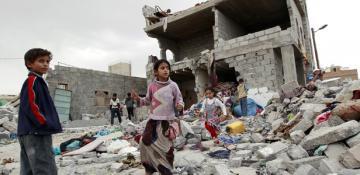 اليونسيف1121: من الأطفال اليمنيين قتلوا منذ تفاقم الصراع في اليمن