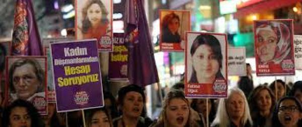 "Turkey's crimes against humanity and violations of Women's rights are discussed at the United Nations in ""Geneva"""