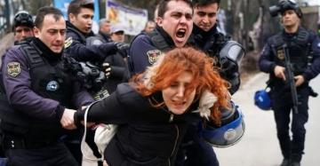 the suffering of Turkish women ,  crimes against humanity and International  prosecution mechanism